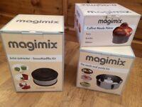 Magimix food processor attachments