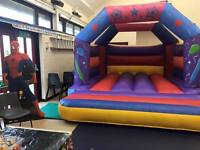 Bouncy Castle 15x12Ft - Less than 2 years old, barely used + accessories for £700!
