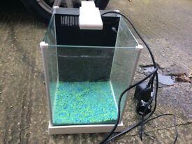 Small fish tank , aquarium , possible free delivery