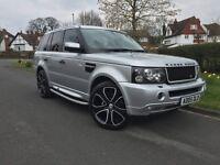 Land Rover Range Rover Sport 4.2 V8 Supercharged 5dr FSH+LONG MOT+P SENSOR+WARRANTY