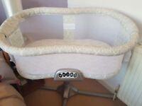 Halo bassinet sleeper