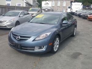 2013 Mazda 6 GT-I4 2013 mazda 6 gt .loaded with leather.power...