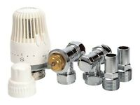 Brand new! Thermostatic Radiator Valve (TRV) for £4.99
