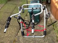 Cycle carrier for a 4x4