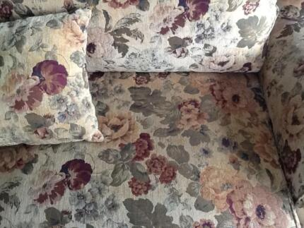 FLORAL ARMCHAIR Rose Bay Eastern Suburbs Preview