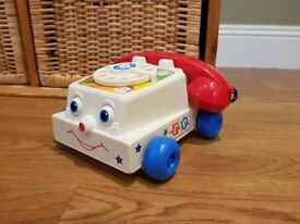 Fisher Price Toy Story Phone