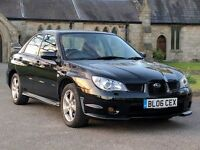2006 Subaru R Sport 4 Door Saloon Low Miles At 49000 12 months MOT Full Dealership History!!