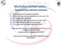 Murieston United Ladies