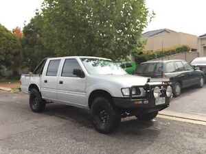 Holden Rodeo Ute 4X4 Holden Hill Tea Tree Gully Area Preview