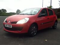 *!*LOW MILES*!* 2006 Renault Clio 1.2 16v Authentique **FULL YEARS MOT** **ONE OWNER FROM 2010**