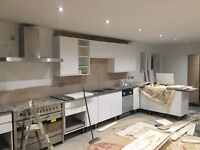 Kitchen fitting,tilling,plumbing,electric