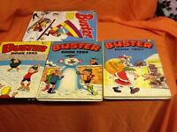 Used Selection of Buster Annuals