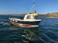 23ft cheverton champ fishing boat