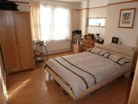 Available now, beautiful huge furnished room with separate study!
