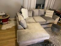 BIG SALE ON ALL BRAND NEW PLUSH VELVET CORNER SOFA AND 3+2 SEATER SOFA SET AVAILABLE IN STOCK
