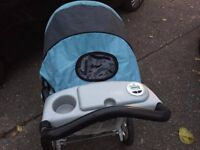BARGAIN GRACO PUSHCHAIR/CARSEAT/BASE ALL COMPATIBLE 0-3YEARS, GOOD CONDITION £70!