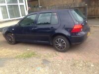 VW GOLF 1.6 PETROL Car Parts for sale any part avilable All parts available at reasonable prices