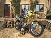 Suzuki Rmz 250 fuel injection 2012!