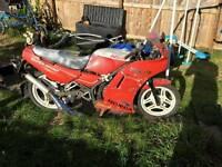 Barn find nsr 125cc