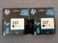 Genuine HP Ink Cartridges (337)