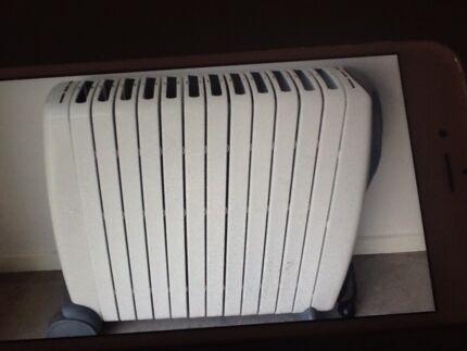 Heater  delonghi oil Colomn heater