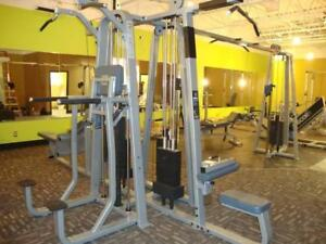 Precor Commercial Gym Package!