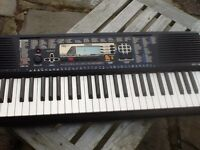 Yamaha Electric Keyboard --SOLD