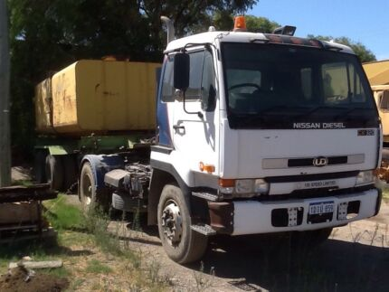 Nissan Ck 320 single drive Naval Base Kwinana Area Preview