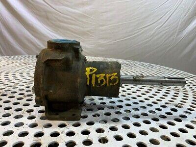 Viking Hl432 1.5x1.5 Bronze Centrifugal Pump