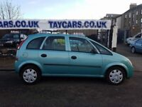 *** DIESEL VAUXHALL MERVIA 1.6, LONG MOT, GOOD CONDITION, SPACIOUS FAMILY CAR ONLY £1295***