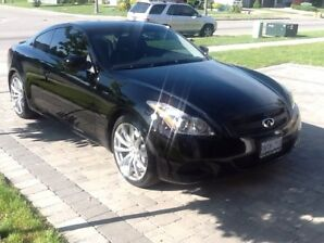 2009 INFINITI G37S COUPE 6MT