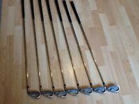 Golf clubs £20