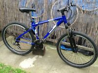 MENS GT AGGRESSOR XC3 FRONT SUSPENSION MOUNTAIN BIKE