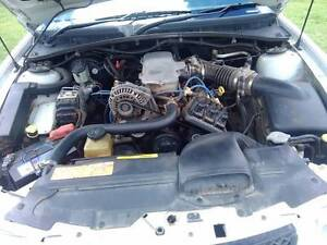 2001 Holden Commodore Sedan South Guyra Guyra Area Preview