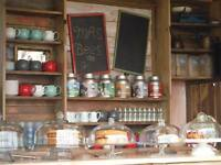 Weekend chef/cook required for cafe in Baginton