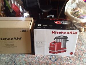 KitchenAid Cook Processor 4.5 L Brand New Chirnside Park Yarra Ranges Preview