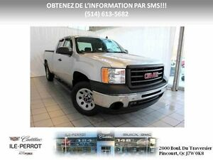 2013 GMC Sierra 1500 2WD Extended Cab 4.3L, BLUETOOTH, CD/MP3