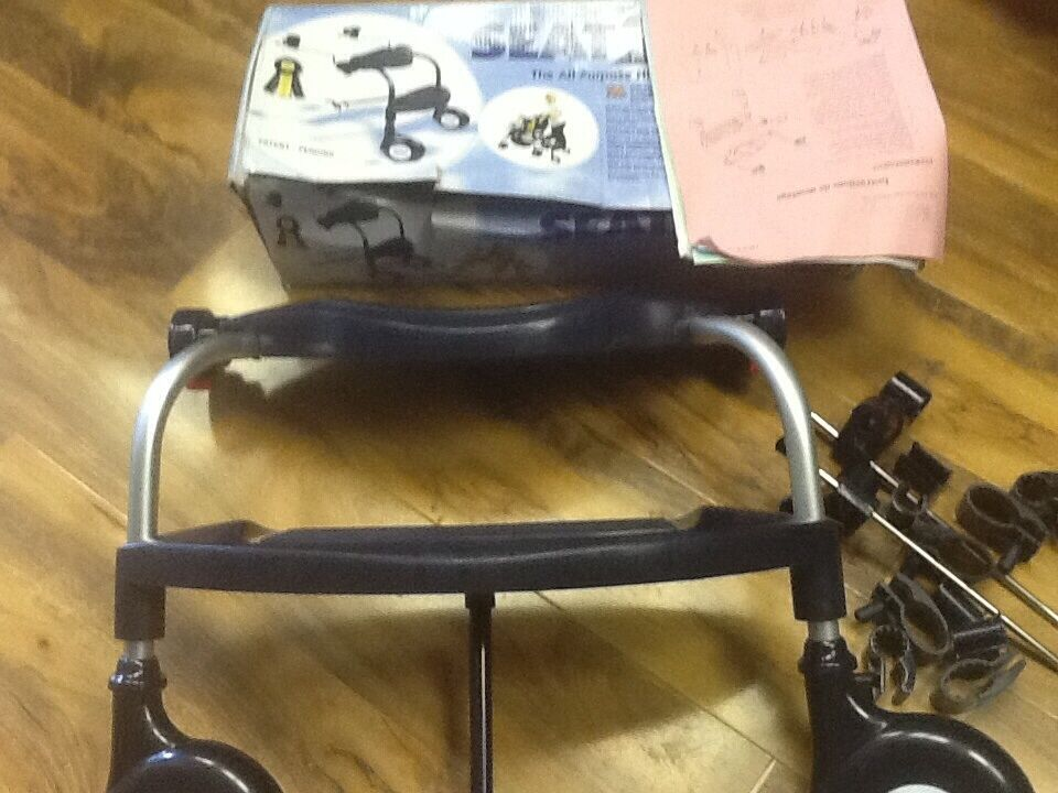 Buggy Board Litaf Seat 2go In Excellent And Clean Condition With Box