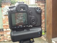 Canon eos 40d kit, great kit for getting into photography