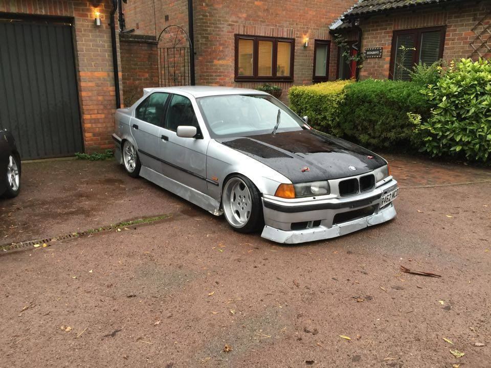 bmw e36 saloon drift car open to offers in bovingdon. Black Bedroom Furniture Sets. Home Design Ideas