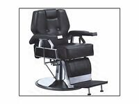 "Hairdressing Barber Chair Reclining Hydraulic Heavy Duty ""Working Boy""£389 , Delivery Available"
