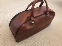 Vintage Bowls Leather Bag