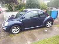 Volkswagen Beetle 1.6 - MOT until August 2017 - Low Mileage