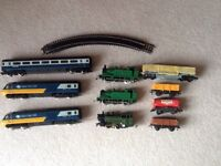 Hornby trains and others