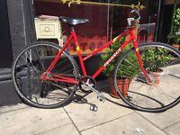 Custom Peugeot monte carlo ladies bike bicycle single speed fixgear fixed gear