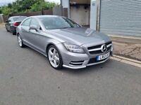 Mercedes-Benz, CLS, Coupe, 2013, Semi-Auto, 2143 (cc), 4 doors