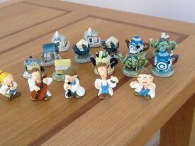Tetley tea folk collectables