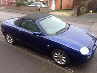 MG MGF 1.8l - Great Car - Looking for Quick Sale
