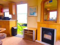 Cheap Holiday Home With Heating At Sandylands Holiday Park Payment Options Available