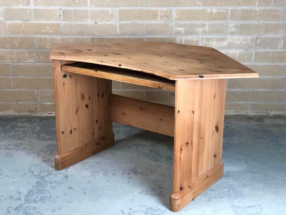 001f5563b471 Pine Corner Desk ( CAN BE PROFESSIONALLY CUSTOMISED )